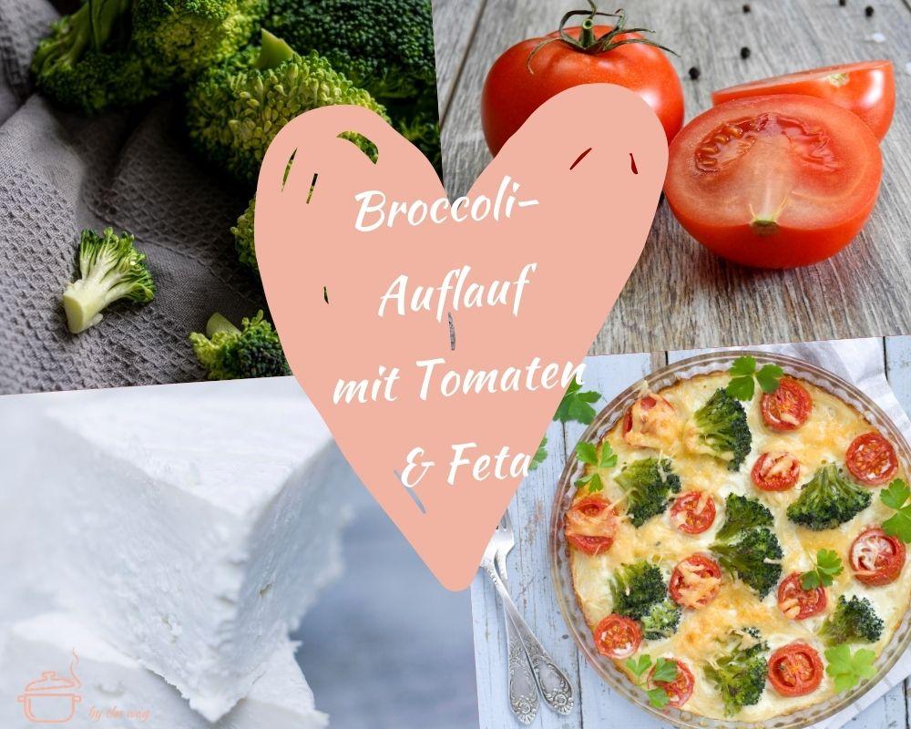 roccoli-Auflauf mit Tomaten & Feta klein