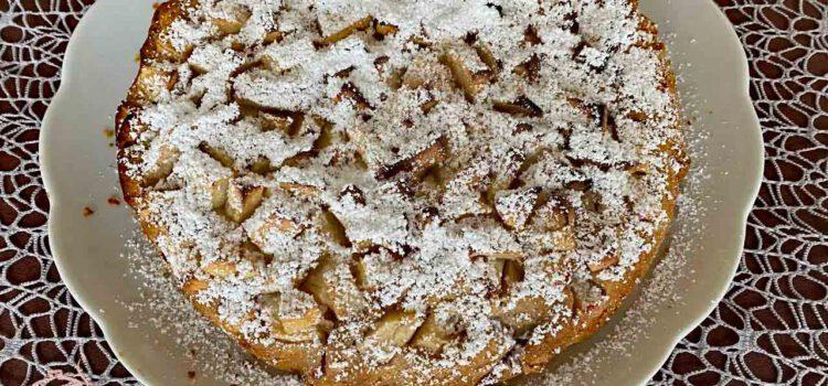 Apfelkuchen klassisch