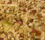 Finnischer Rhabarberkuchen – Raparperikakku